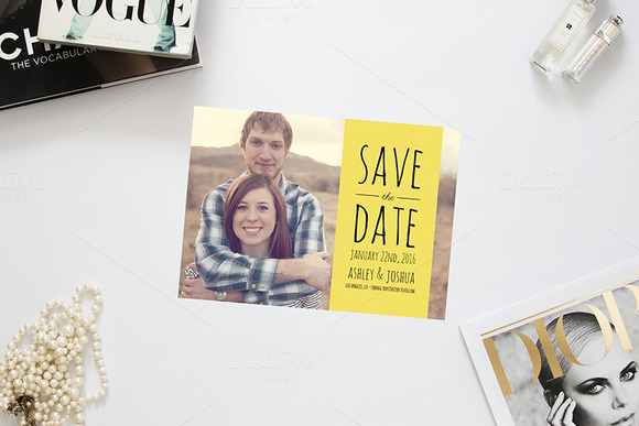 Summer Save The Date Announcement
