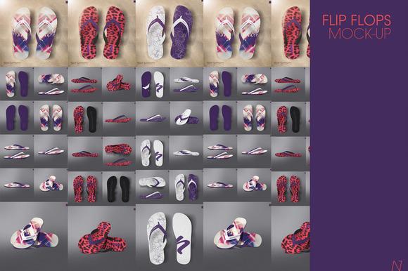 Flip Flops Mock-up