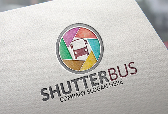 Shutter Bus Logo