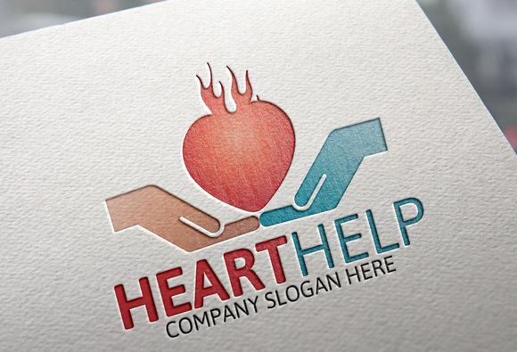 Heart Help Logo