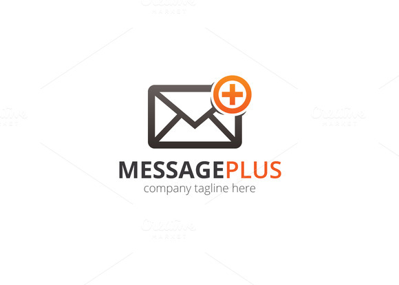 Message Plus Logo