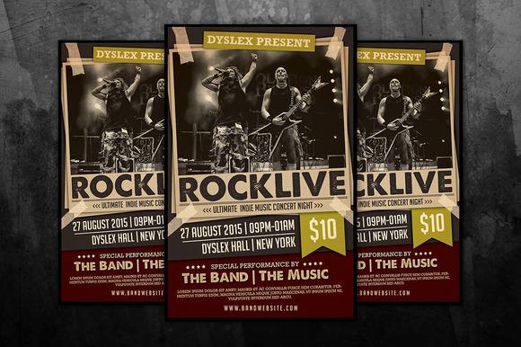 Rocklive Music Concert