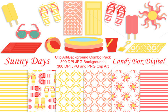 Sunny Days Summer Combo Pack