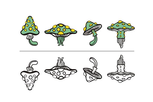 Fungi Elements