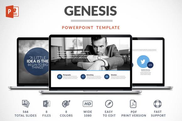 Genesis Powerpoint Presentation