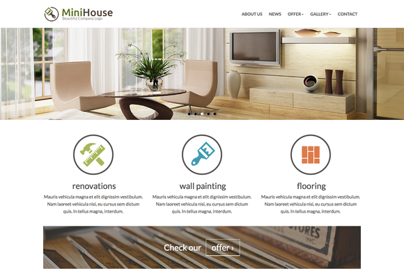 MiniHouse Best For Small Business