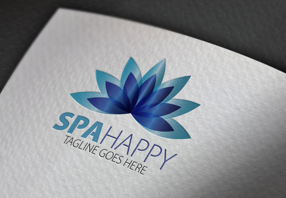Spa Happy Logo