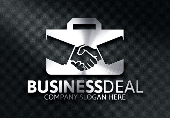 Business Deal Logo