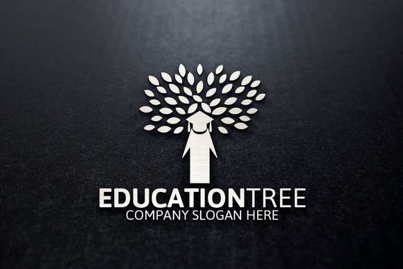 Education Tree Logo
