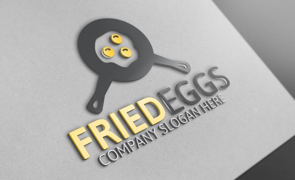 Fried Eggs Logo