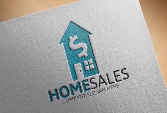 Sale Home Logo
