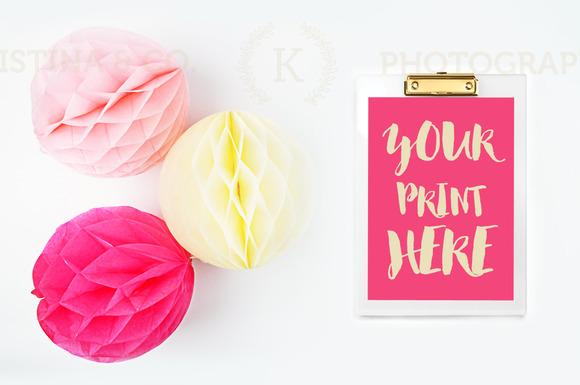 Product Mockup Styled Photography