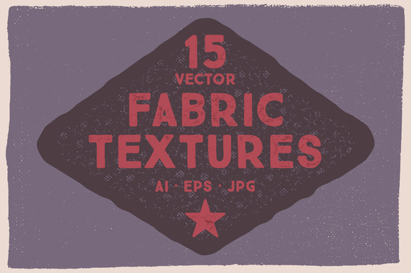 15 Vector Fabric Textures
