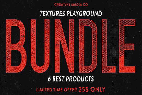 Textures Playground BUNDLE