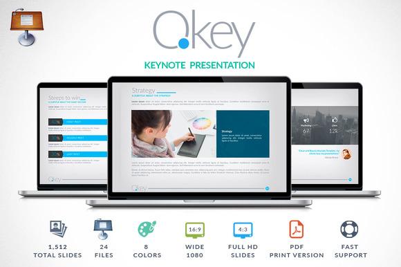 Okey Keynote Presentation