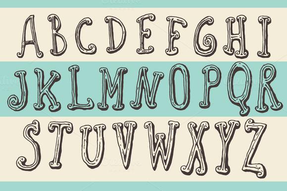 Headline Serif Original Font