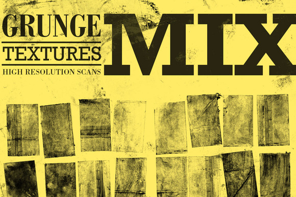 Grunge Textures Mix