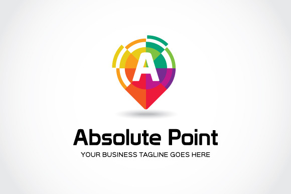Absolute Point Logo Template