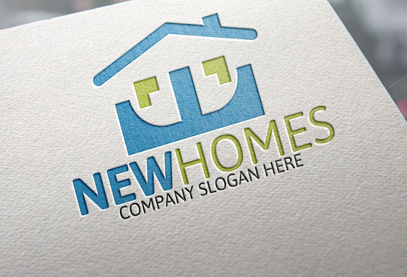 New Homes Logo
