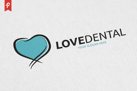Love Dental Logo