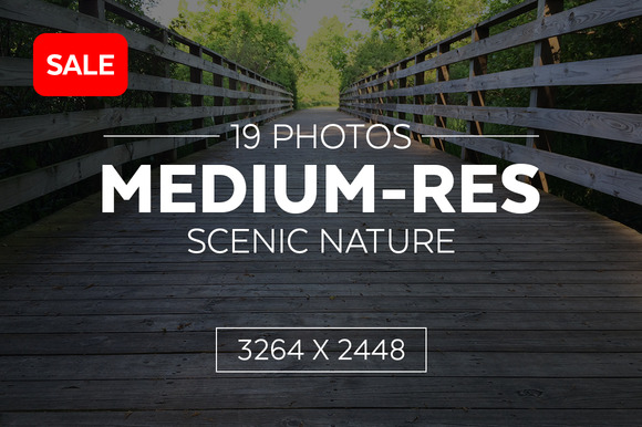 Scenic Nature Bundle 33% Off
