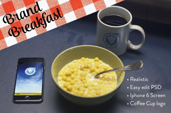 Brand Breakfast