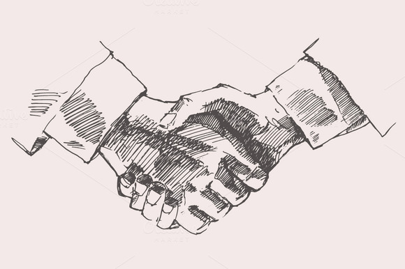 Shake Hands Partnership