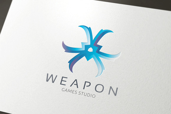 Weapon Logo