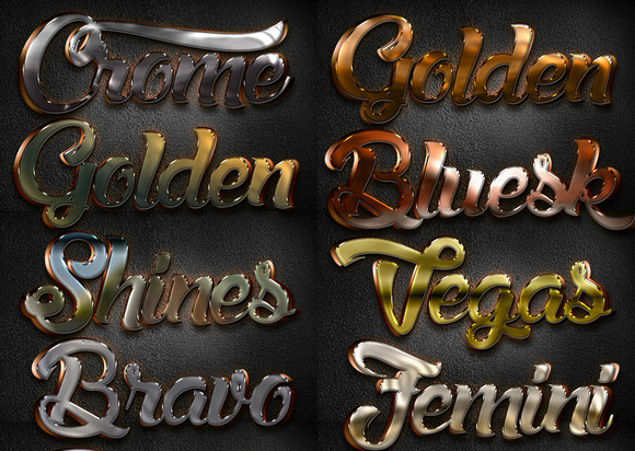 Shine Style Gold