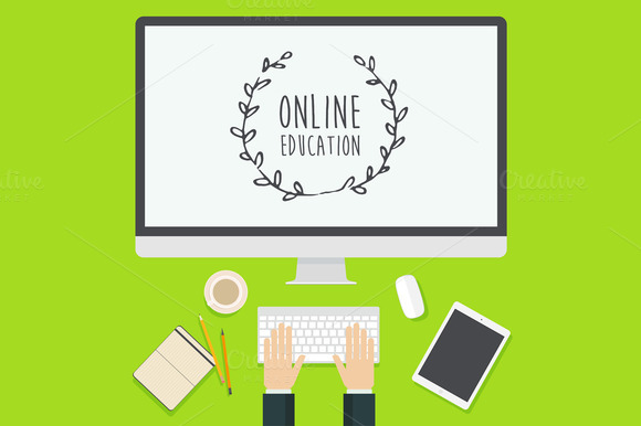 Concept For Online Education
