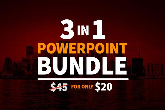 3 In 1 Powerpoint Bundle