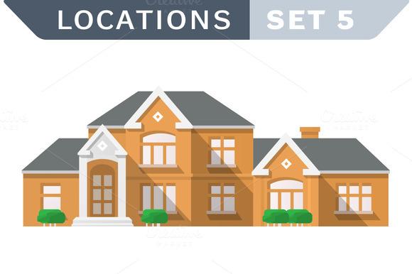 House Icon Set 1