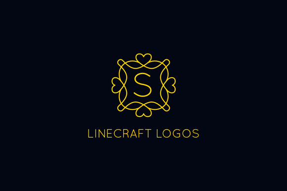 Linecraft Logo Bundle