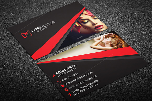 Photography Business Card 55