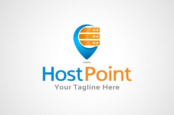 Host Point Logo