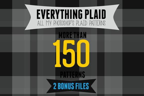 Everything Plaid