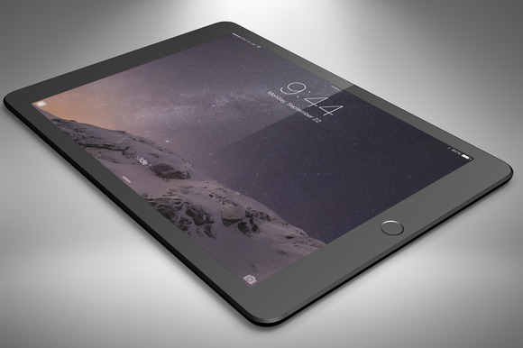 Apple IPad Air 2 Mock Up Vol 2