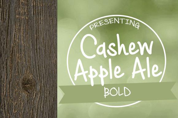 Cashew Apple Ale Bold