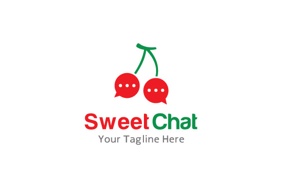 Sweet Chat Logo