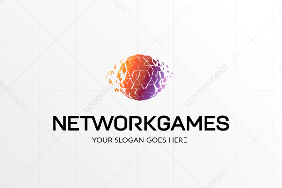 Sphere Network Games Logo