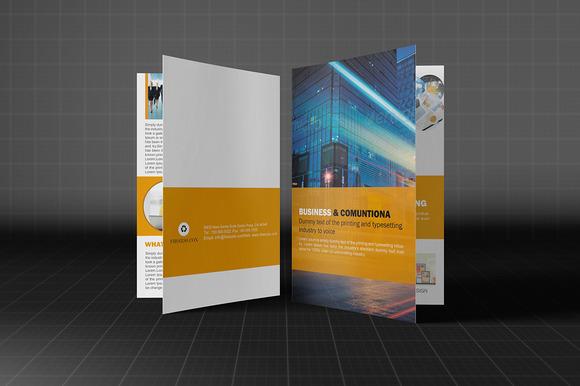 Bifold Brochure Template Vol 01