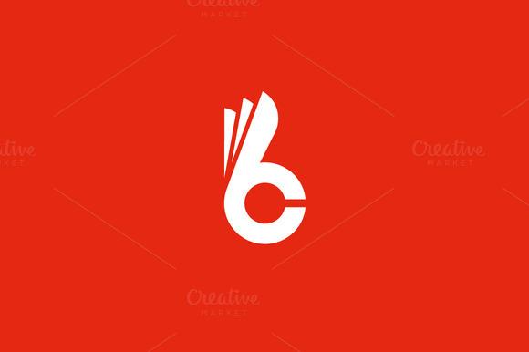 Letter B C Ok Hand Best Yes Logo