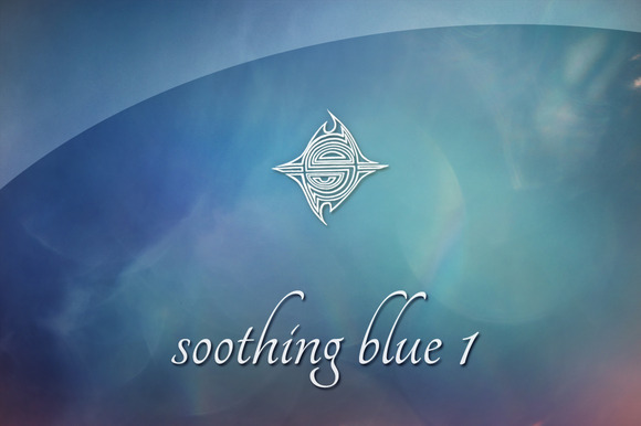 15 Textures Soothing Blue 1