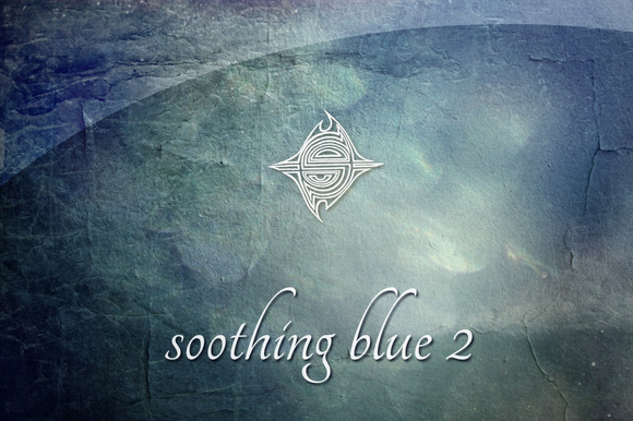 15 Textures Soothing Blue 2