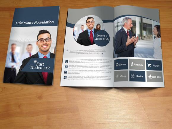 3 Business Bi Fold Brochure Bundle