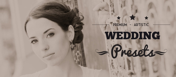 Essential Presets For Weddings