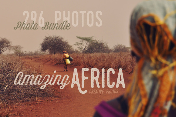 Amazing Africa Photo Bundle