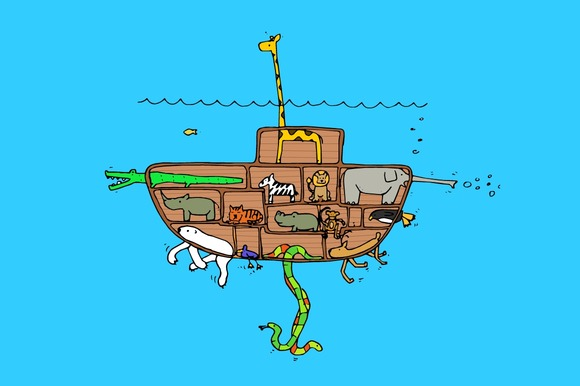 Noah S Submarine
