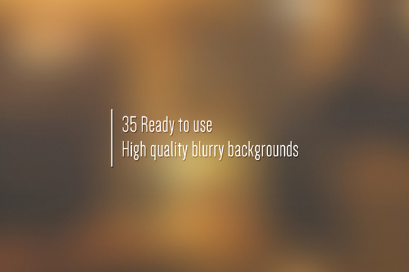 35 HD Blurry Backgrounds