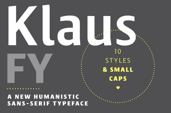 Klaus FY Bold